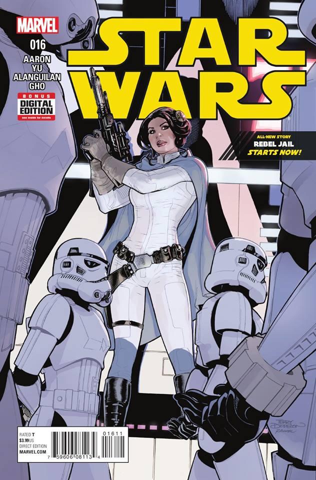 Star Wars 16 (Marvel 2015)