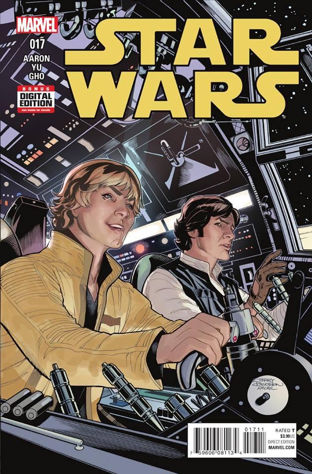 Star Wars 17 (Marvel 2015)