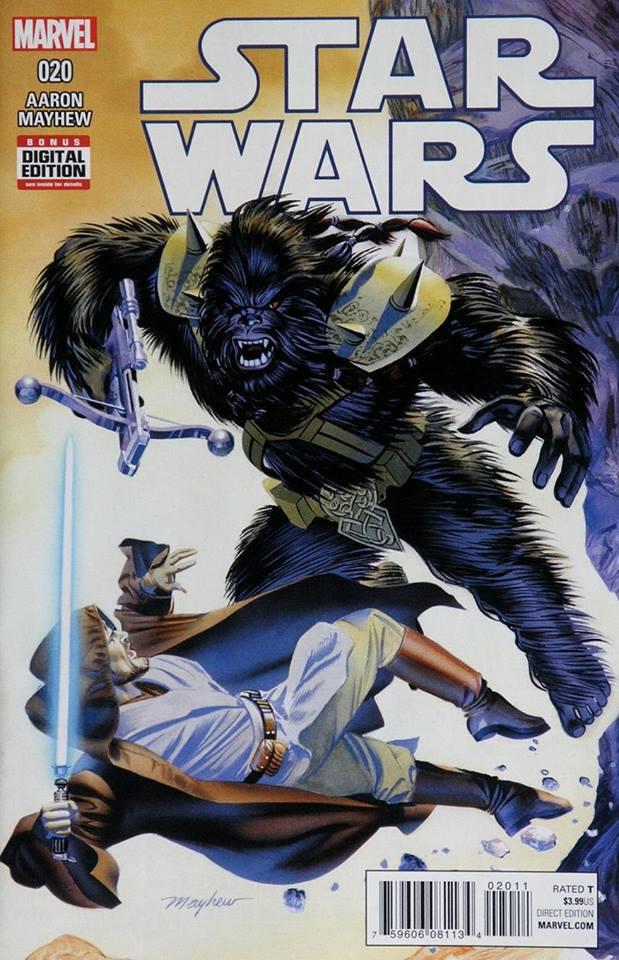 Star Wars 20 (Marvel 2015)