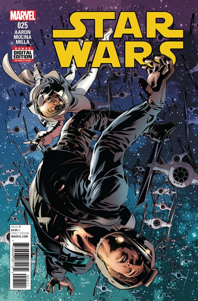 Star Wars 25 (Marvel 2015)