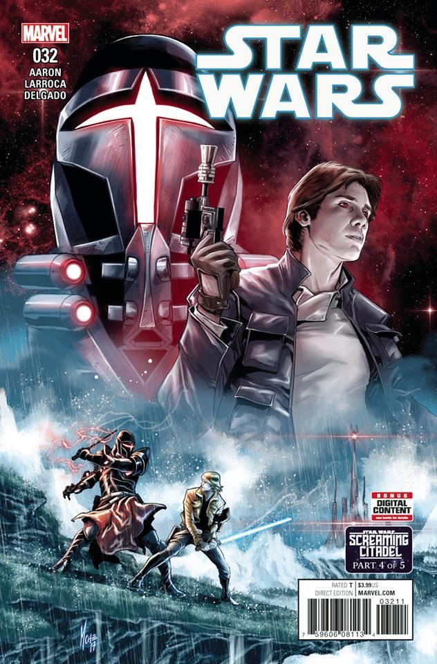 Star Wars 32 (Marvel 2015)
