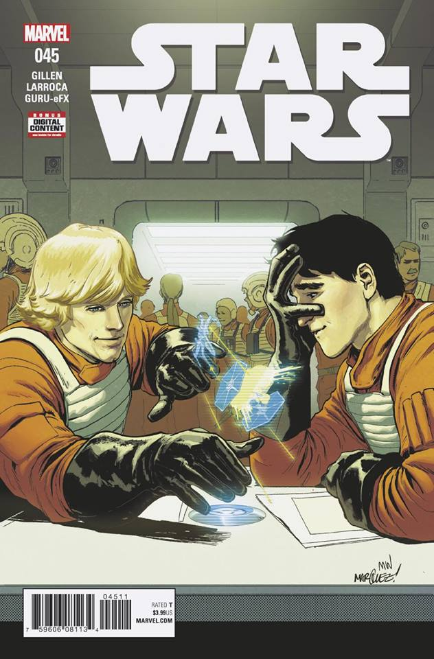 Star Wars 45 (Marvel 2015)