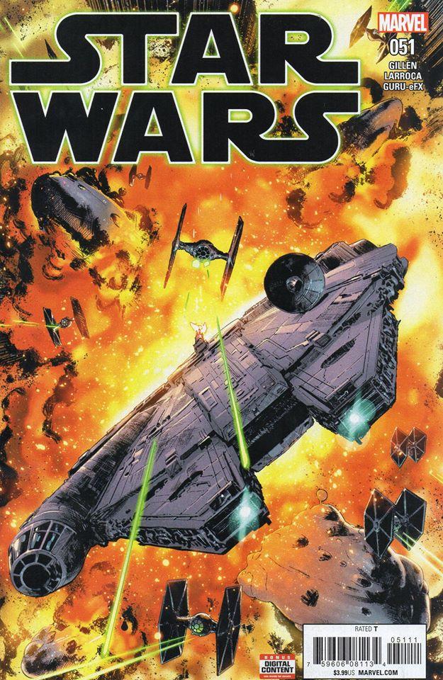 Star Wars 51 (Marvel 2015)