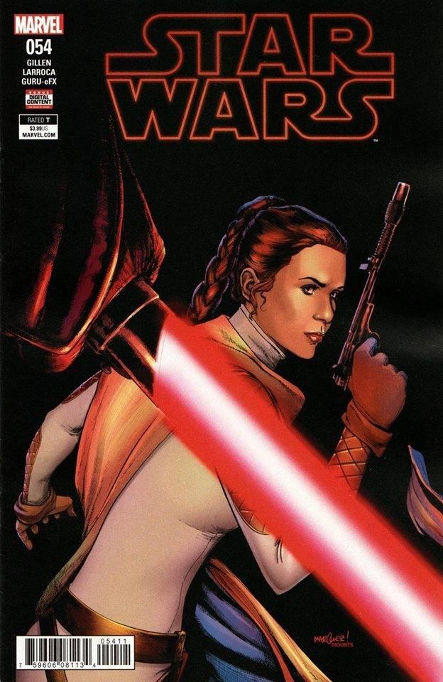 Star Wars 54 (Marvel 2015)