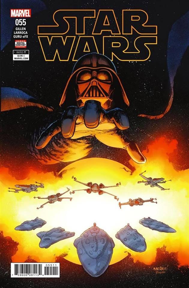 Star Wars 55 (Marvel 2015)