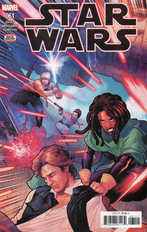 Star Wars 61 (Marvel 2015) - First Printing