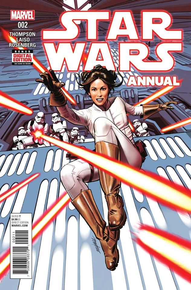 Star Wars Annual 2 (Marvel 2015)