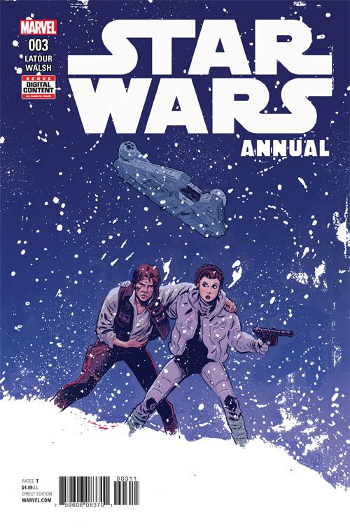 Star Wars Annual 3 (Marvel 2015)