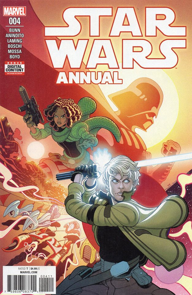 Star Wars Annual 4 (Marvel 2015)