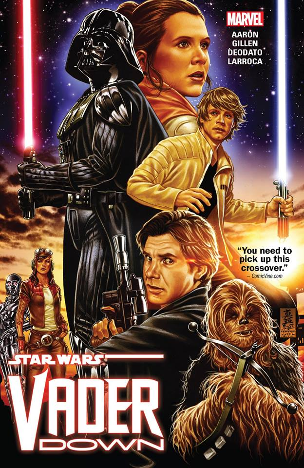 Star Wars: Vader Down (collection)
