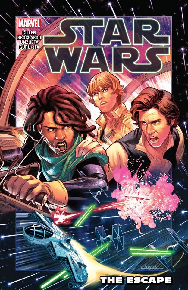 Star Wars Vol. 10: The Escape