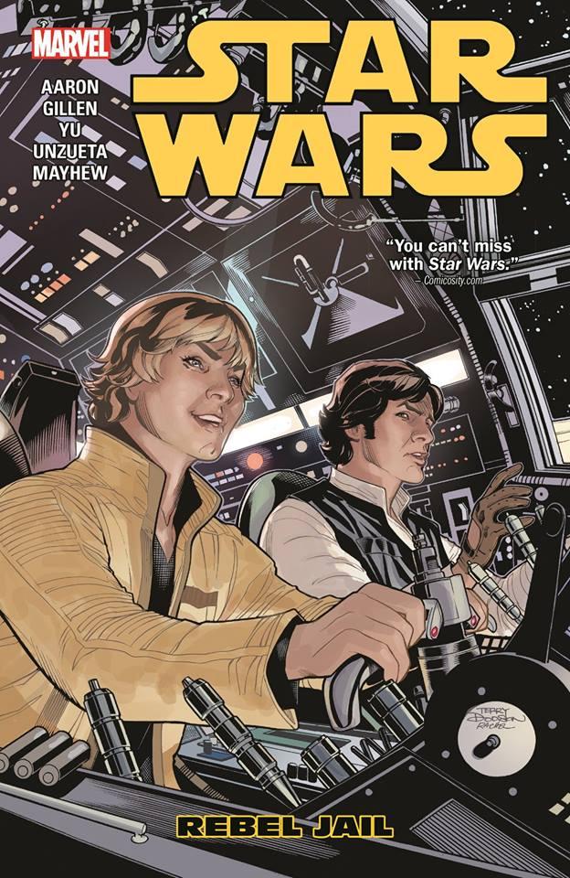 Star Wars 3: Rebel Jail