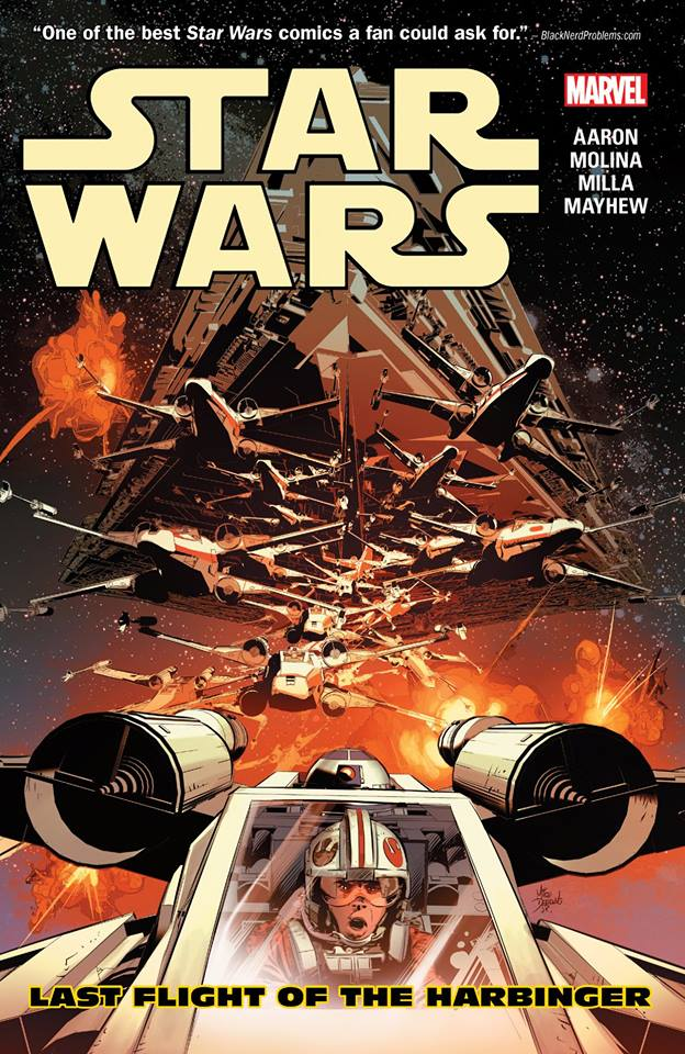 Star Wars 4: Last Flight of the Harbinger