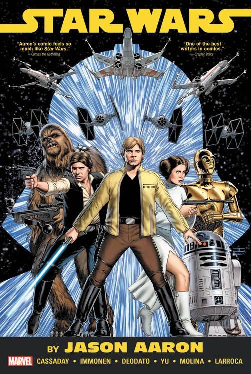 Star Wars by Jason Aaron (Omnibus)