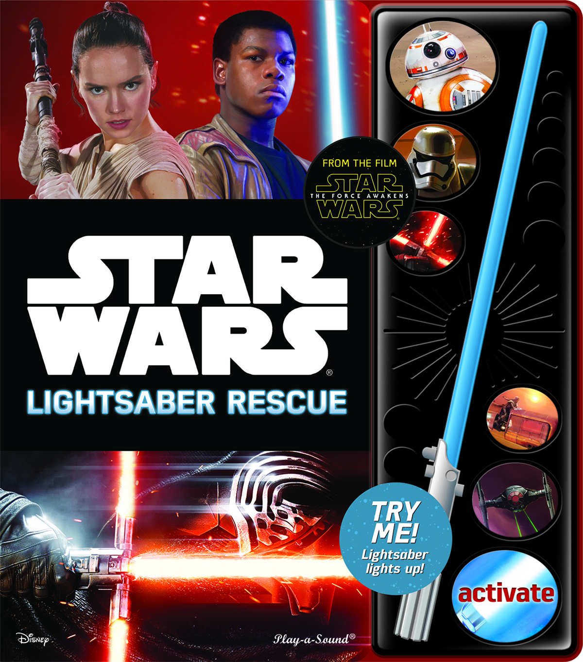 Star Wars: Lightsaber Rescue
