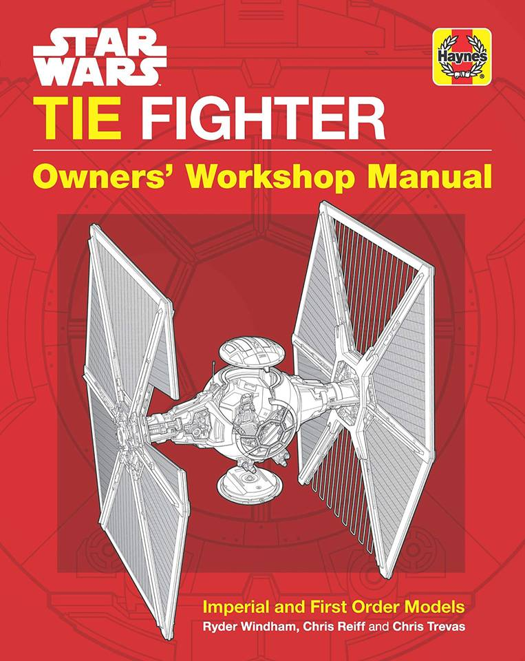 Star Wars: TIE Fighter Owner's Workshop Manual