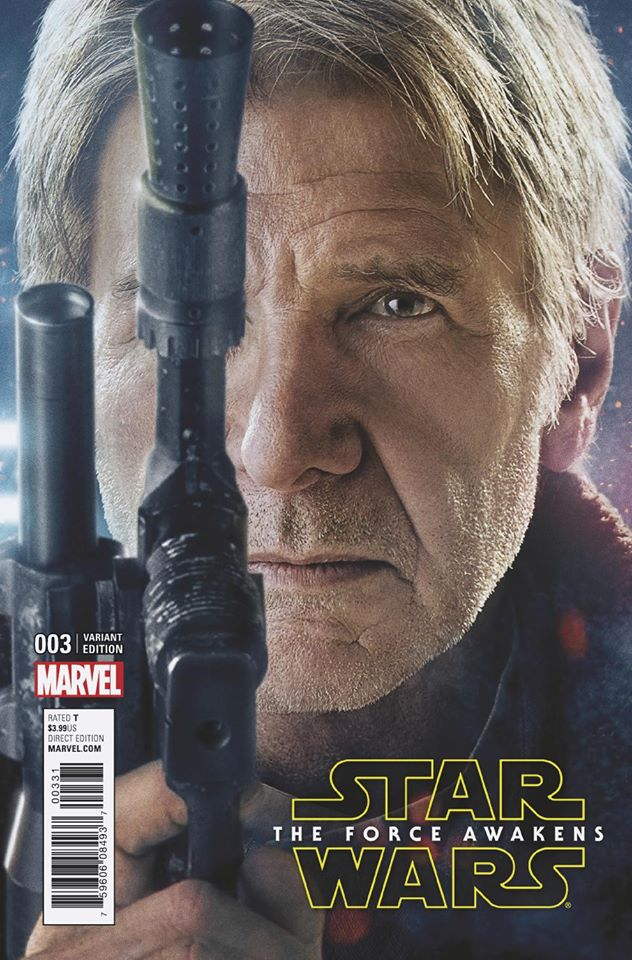Star Wars The Force Awakens 3 - Movie Variant