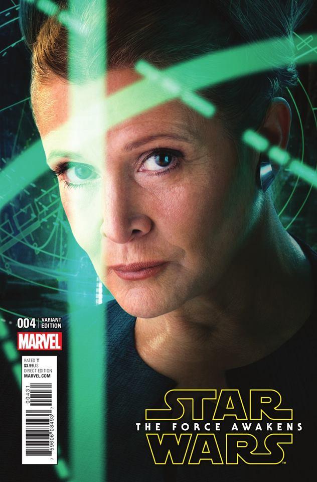 Star Wars The Force Awakens 4 - Movie Variant