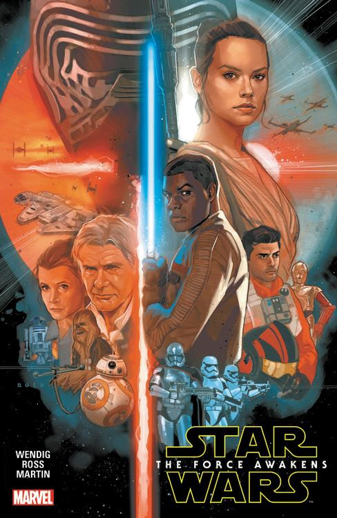 Star Wars: The Force Awakens (Marvel softcover)