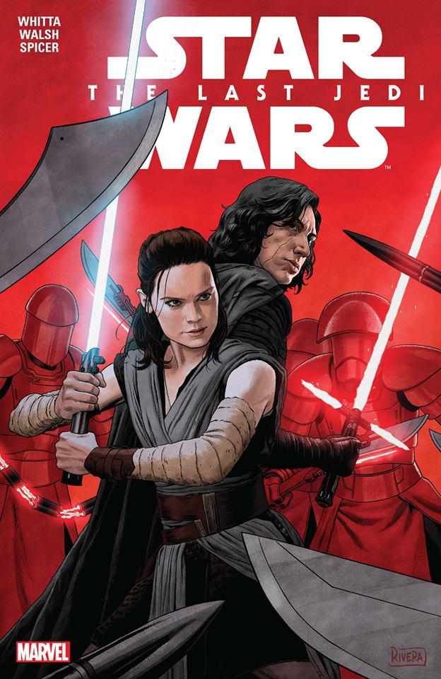 Star Wars: The Last Jedi (comic)