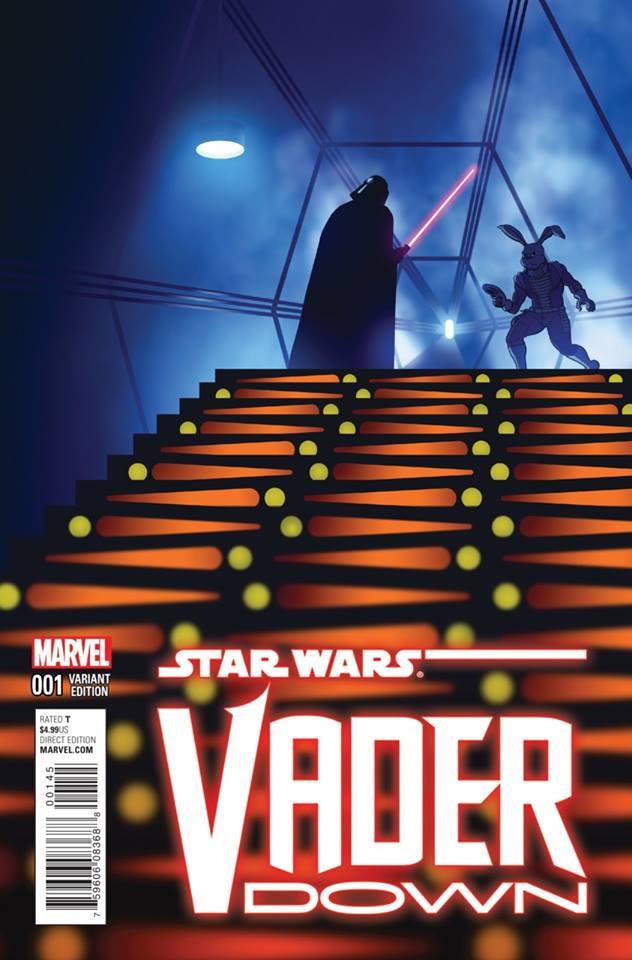 Star Wars Vader Down - Jaxxon Party Variant