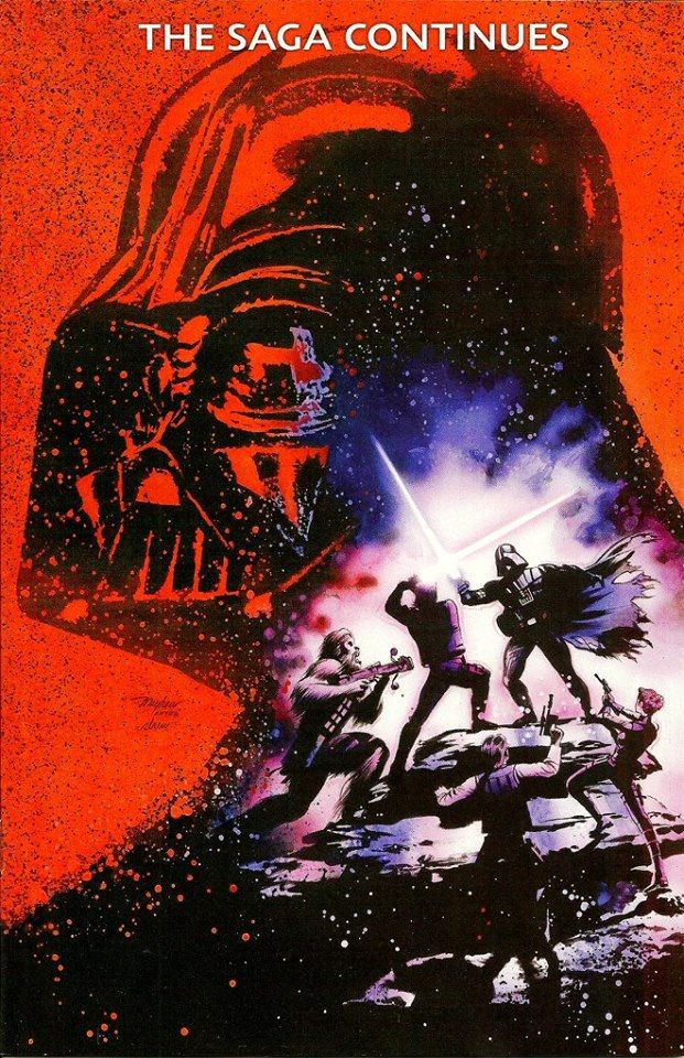 Star Wars Vader Down - Revenge of the Jedi Poster Variant (Mike Mayhew)