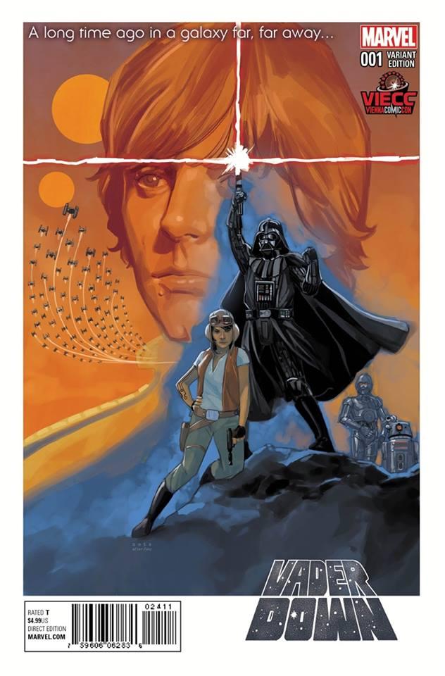 Star Wars Vader Down - Vienna ComicCon Variant (Phil Noto)