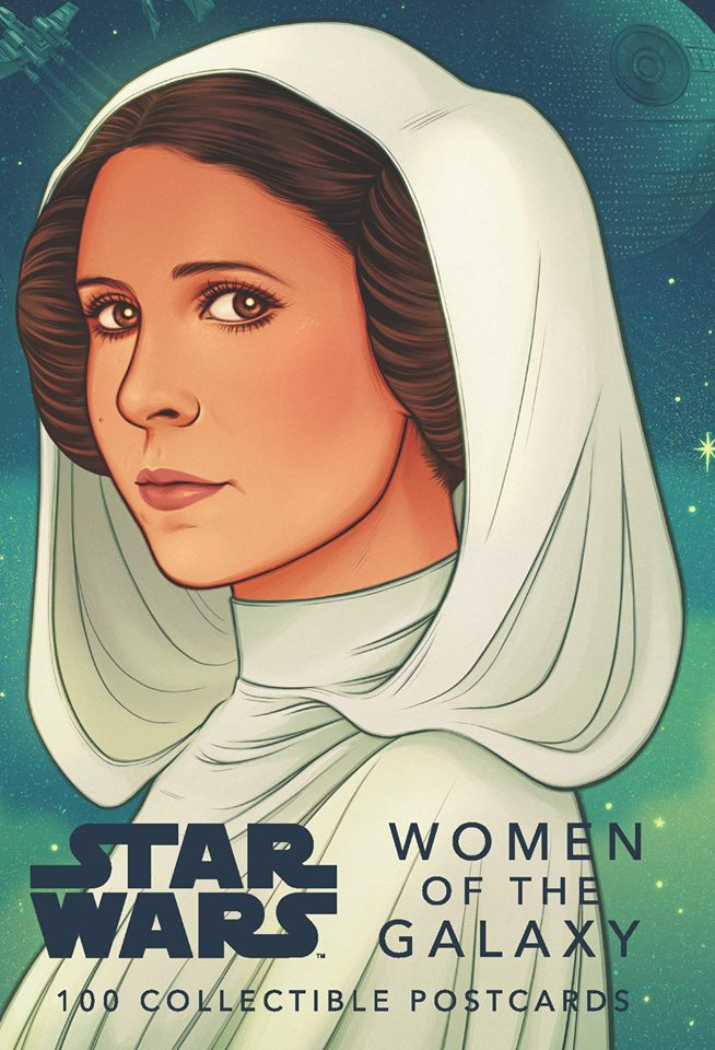 Star Wars Women of the Galaxy: 100 Collectible Postcards