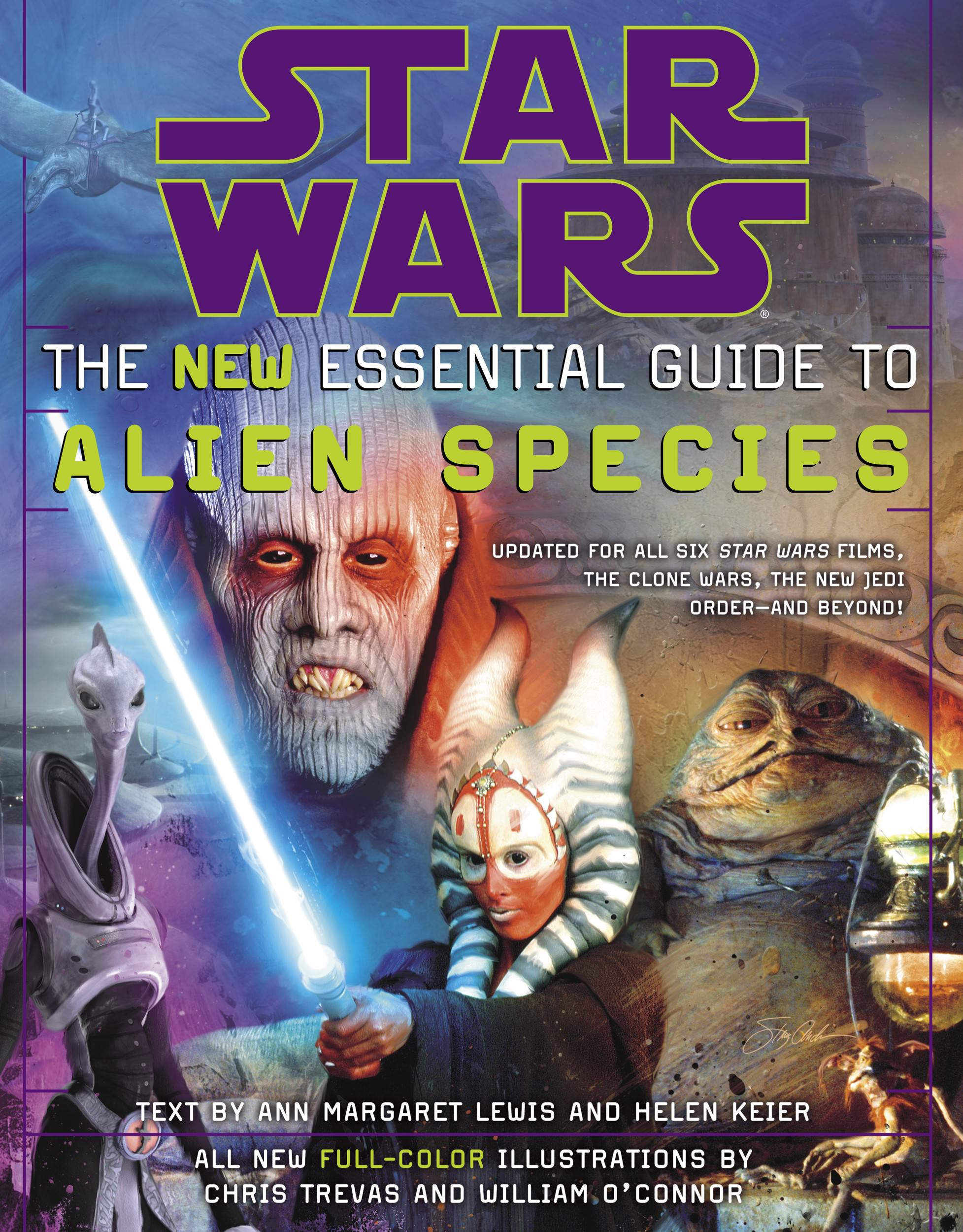 Star Wars: The New Essential Guide to Aliens