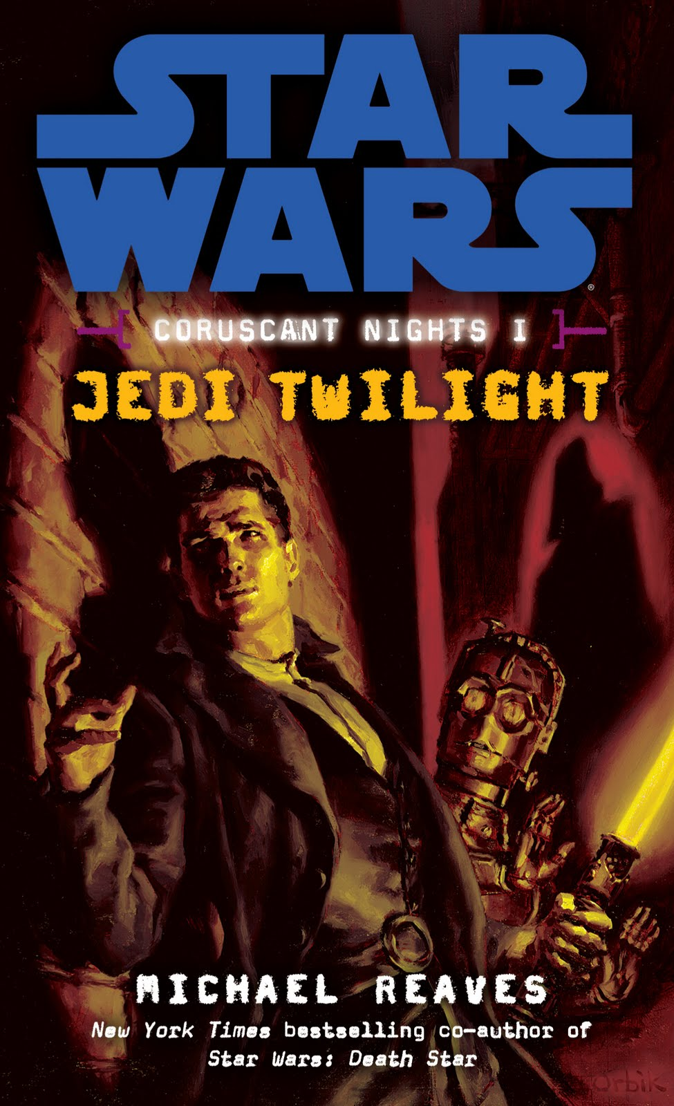 Star Wars Coruscant Nights: Jedi Twilight