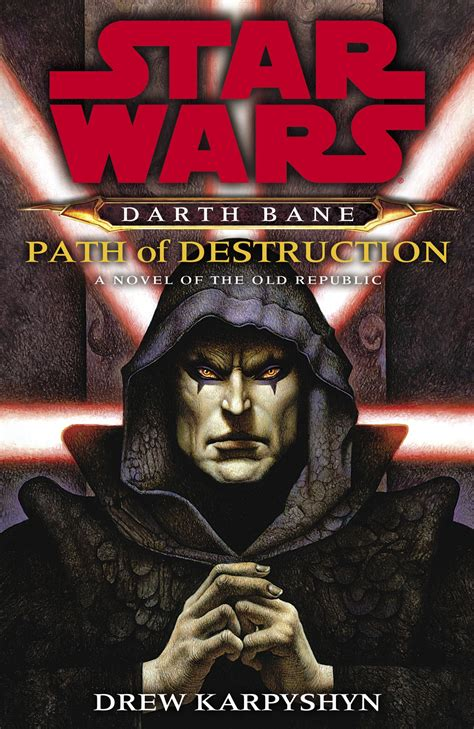 Star Wars Darth Bane: Path of Destruction (paperback)