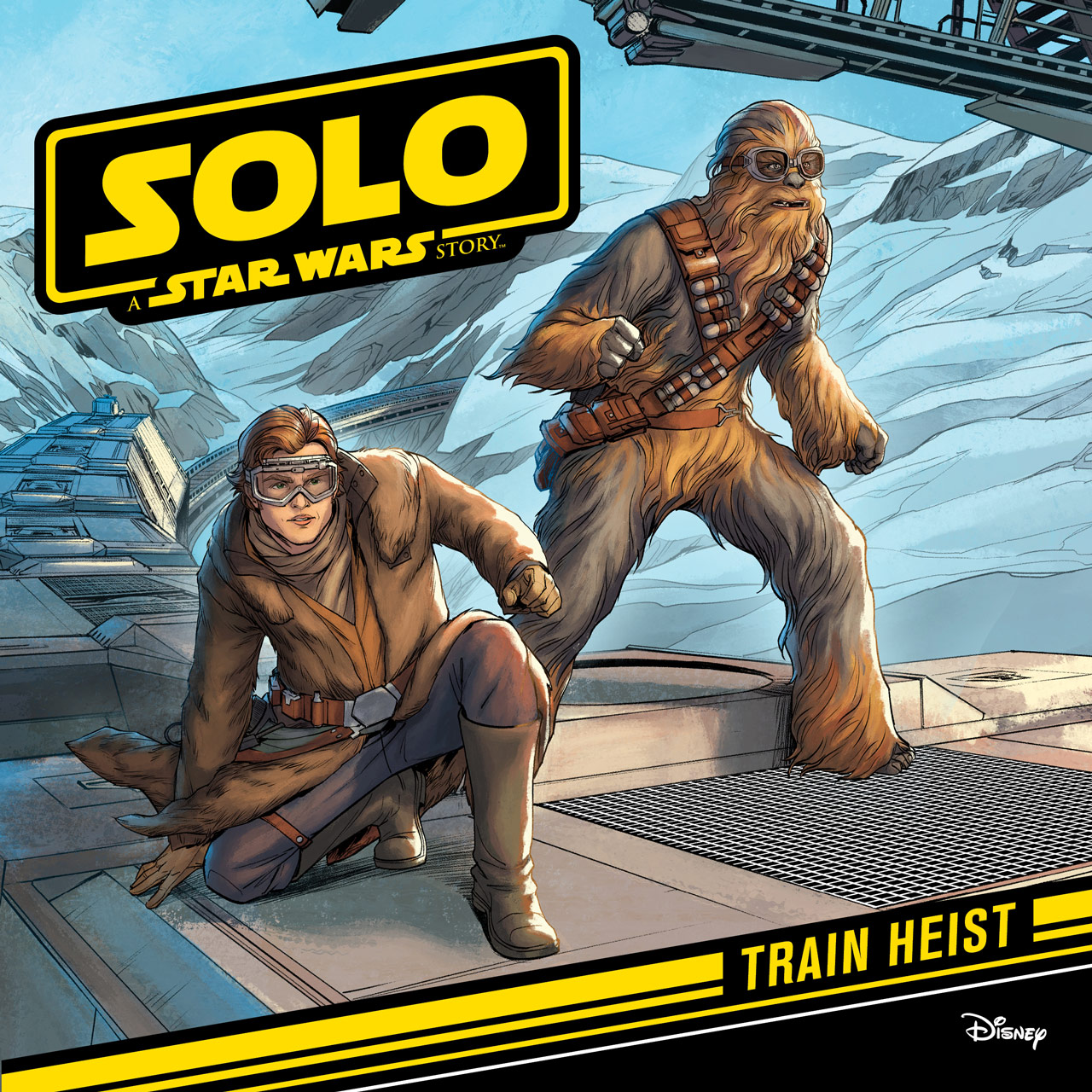 Solo: A Star Wars Story - Train Heist