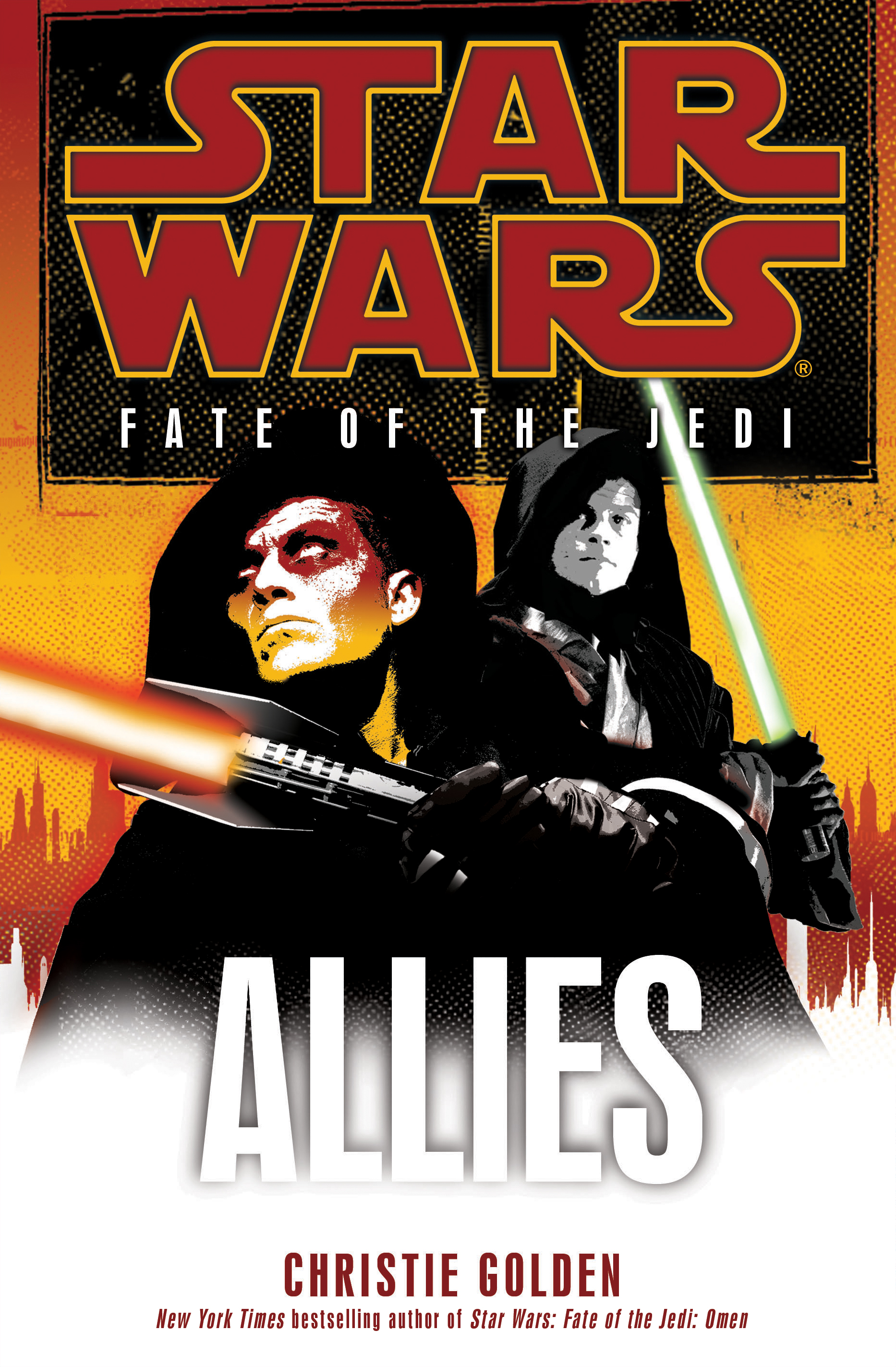 Star Wars Fate of the Jedi: Allies
