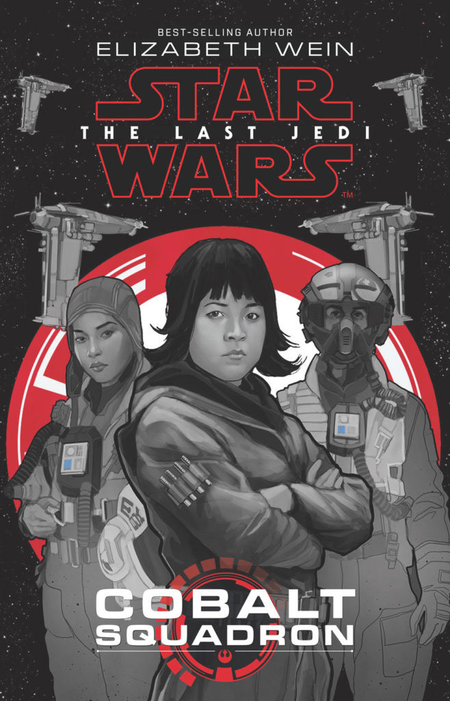 Star Wars The Last Jedi: Cobalt Squadron