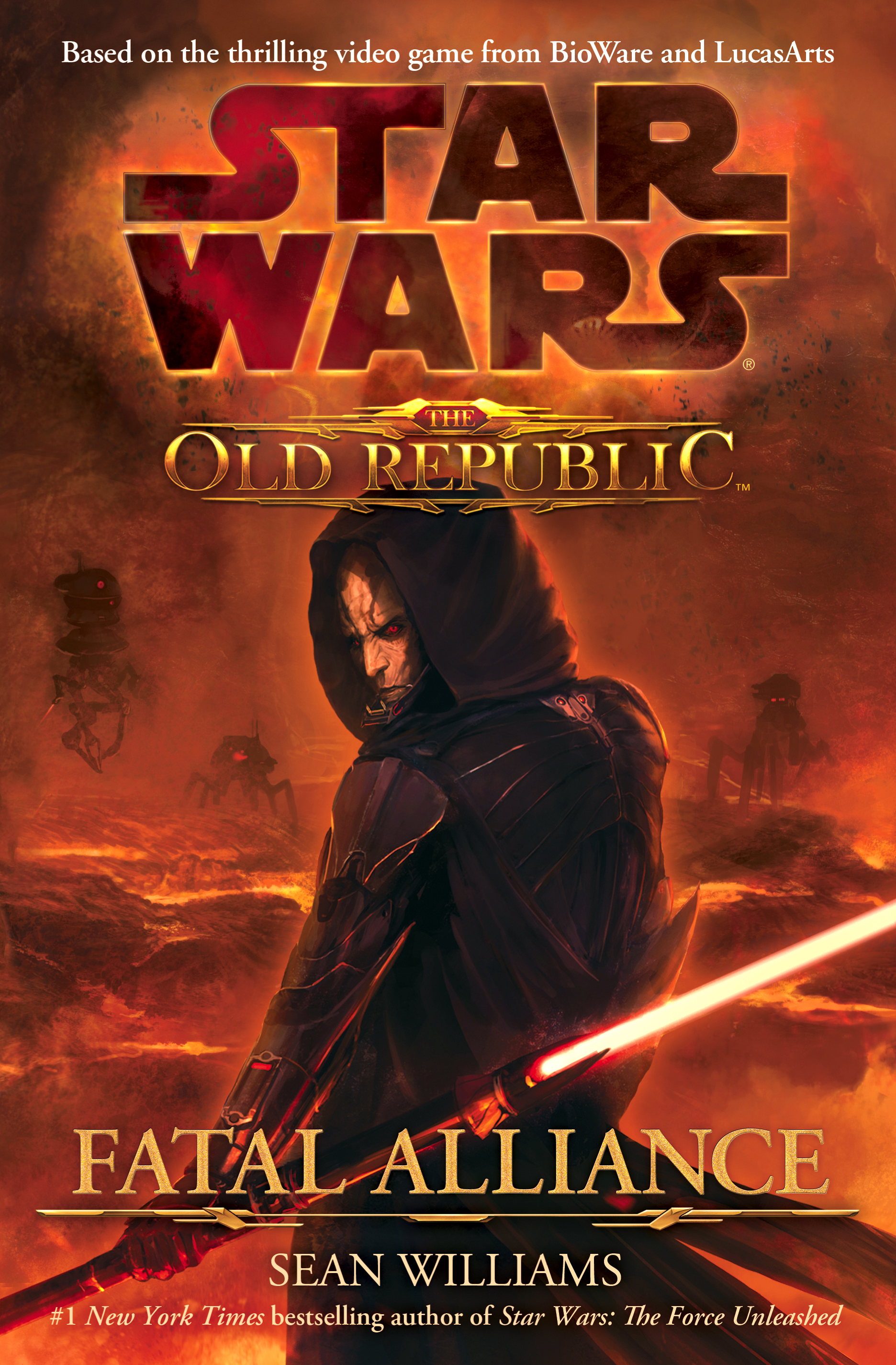 Star Wars The Old Republic: Fatal Alliance