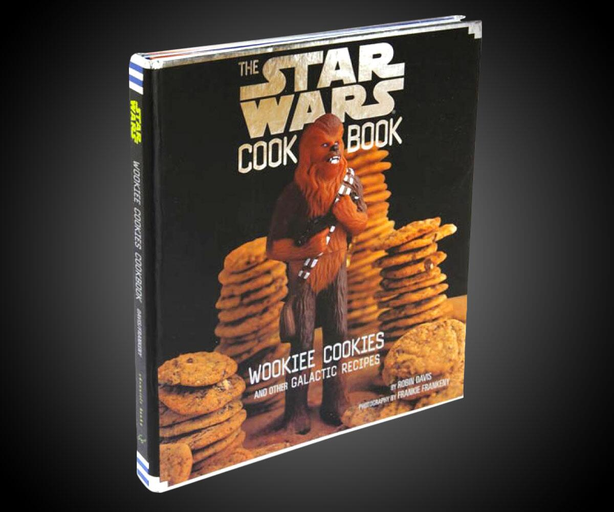 Star Wars Wookiee Cookies Cookbook